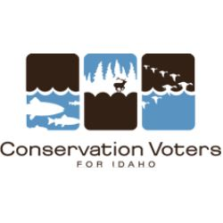 Brooke Green Logo Conservation Voters