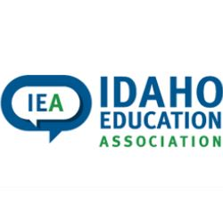 Brooke Green Logo idaho education association