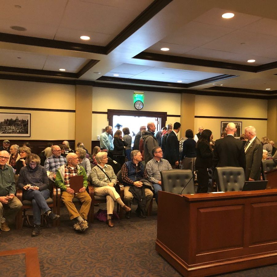 REP. GREEN: First Climate Change Hearing in Idaho Legislature