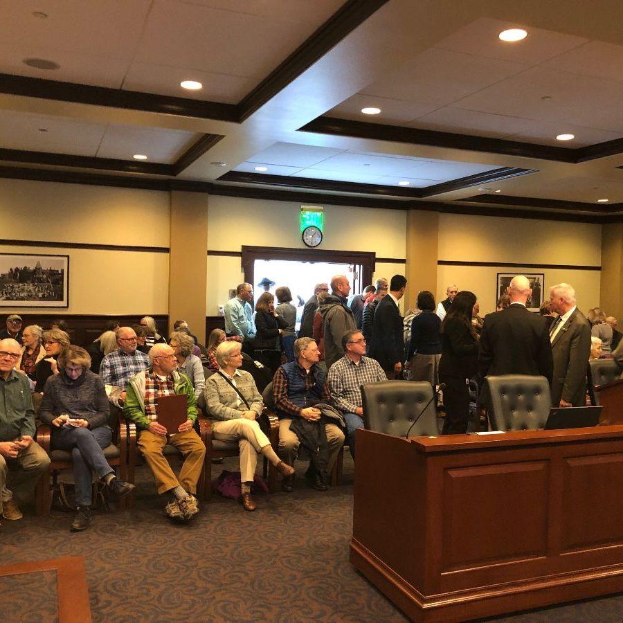 REP. GREEN: First Climate Change Hearing in Idaho Legislature