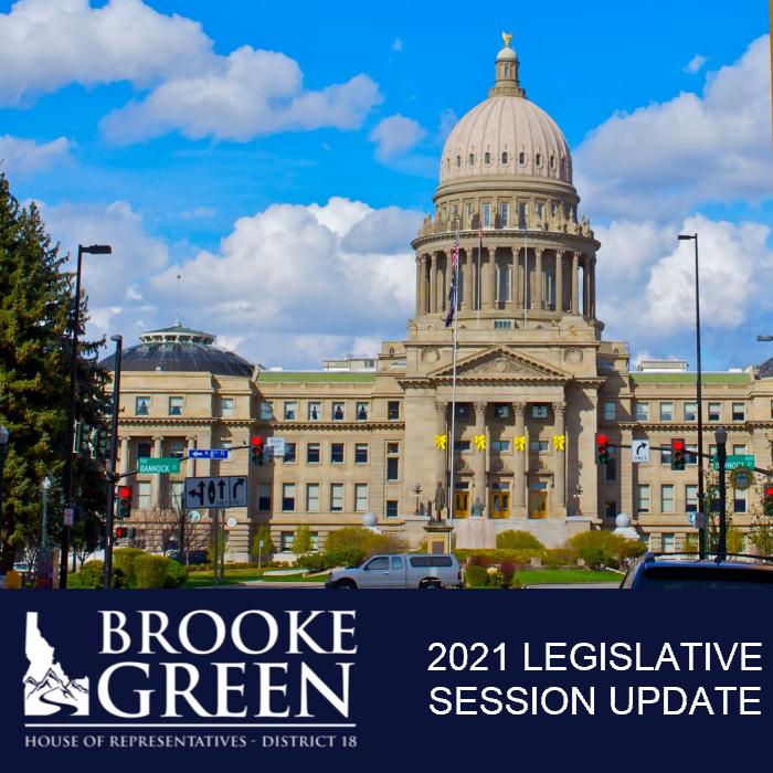 Idaho Legislature Update